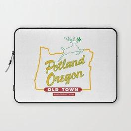 Potland Oregon Laptop Sleeve