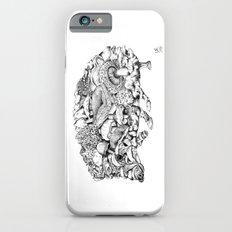 Mushroom Hedgehog Slim Case iPhone 6s