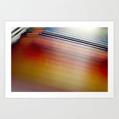 Gradient Art Print