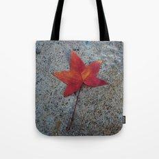 One Leaf Tote Bag