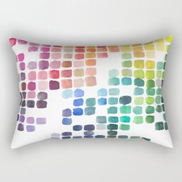 Favorite Colors Rectangular Pillow