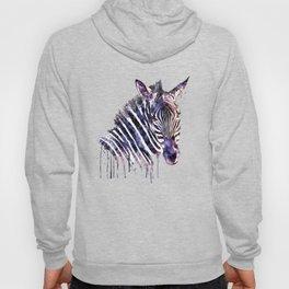 Zebra Head Hoody