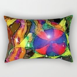 """That Which Seeks"" Rectangular Pillow"
