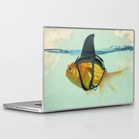 tree Laptop & iPad Skins featuring Brilliant DISGUISE by Vin Zzep
