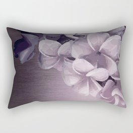 PLUMERIAS OMBRE II Rectangular Pillow