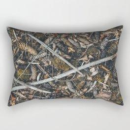 Combien de temps pour t'oublier? IX Rectangular Pillow