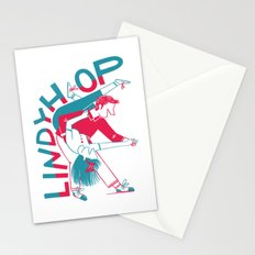 Lindy Hop - Dip Stationery Cards