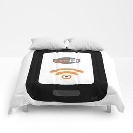 eye fi Comforters