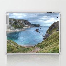 Man O War Bay, Dorset Laptop & iPad Skin
