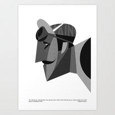 Maino Art Print