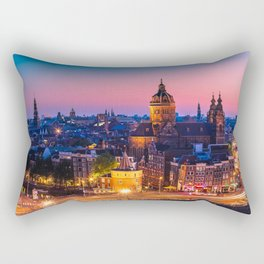 AMSTERDAM 04 Rectangular Pillow