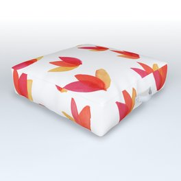 Hello Honey Outdoor Floor Cushion