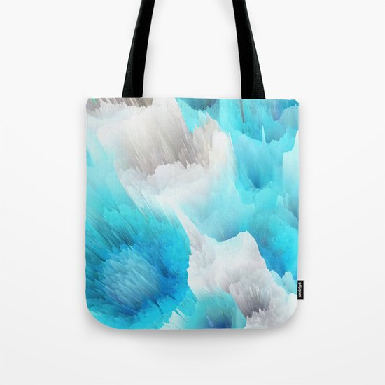 Cold World Tote Bag