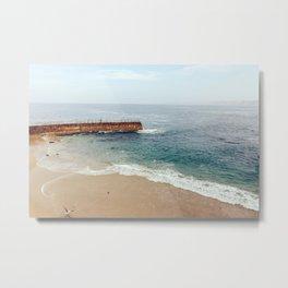 Seal Beach San Diego,California Metal Print