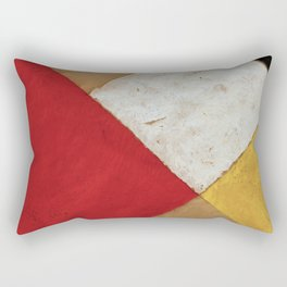 Contra-Composition by Theo van Doesburg, 1925 Rectangular Pillow