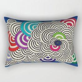 Frilly Rectangular Pillow