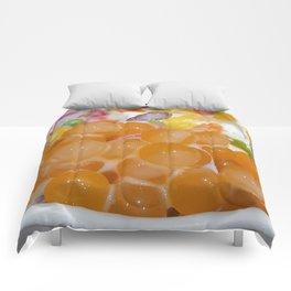 Fruiti Tuiti Rolled Ice Cream Comforters