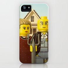 American Gothic iPhone (5, 5s) Slim Case