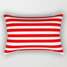 Mariniere marinière variation XI Rectangular Pillow