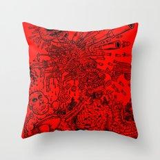 Future Generations Throw Pillow