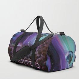 Jupiter Poster Duffle Bag