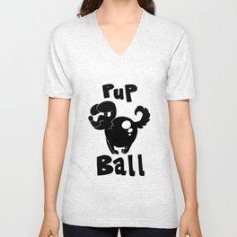PupBall Unisex V-Neck