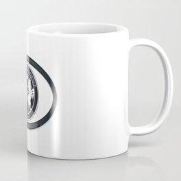 MI6 Oval Badge (Millitary Intelligence Section 6) Coffee Mug
