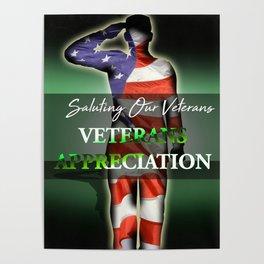 Veterans Appreciation Poster