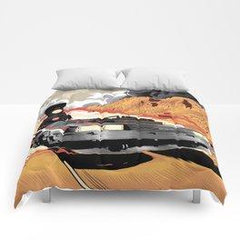 Back to the Future III (Three) Comforters