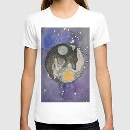 Skoll and Hati T-shirt
