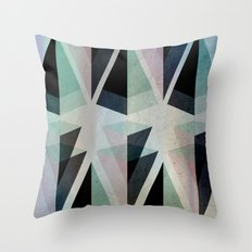Solids Invasion Throw Pillow