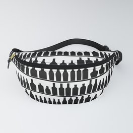 Bar Code Fanny Pack