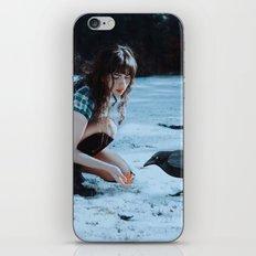 playful omens iPhone & iPod Skin