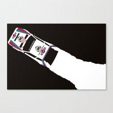 Delta S4 Canvas Print