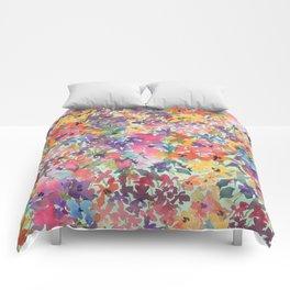 Prairie Wildflowers Comforters
