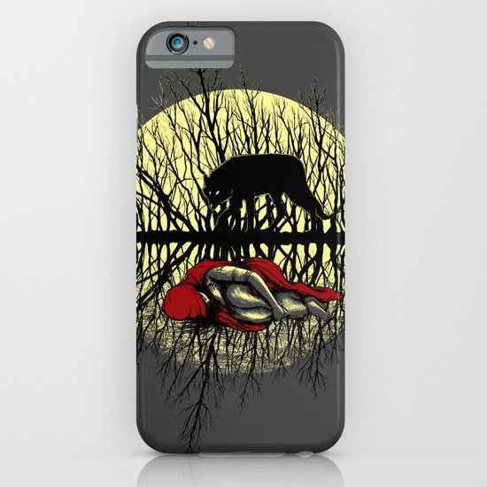 Haunting Dreams iPhone & iPod Case