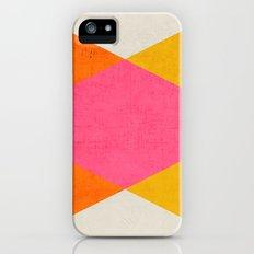 summer triangles Slim Case iPhone (5, 5s)