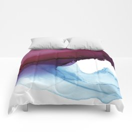 Shades of Purple Comforters