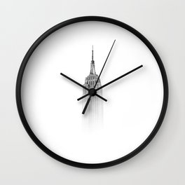 Building Wall Clock