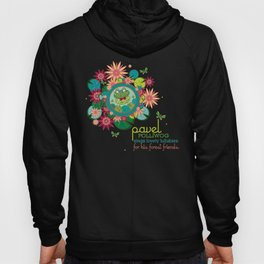 PAVEL polliwog® sings lovely lullabies for his forest friends. Hoody
