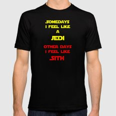 Feel Like Sith X-LARGE Mens Fitted Tee Black