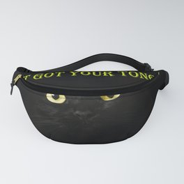 Cat Got Your Tongue Fanny Pack