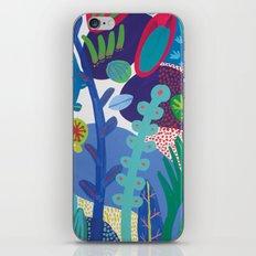 Secret garden IV iPhone & iPod Skin