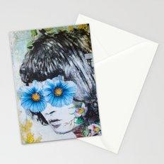 Los Arboles de Fantasia 2 Stationery Cards