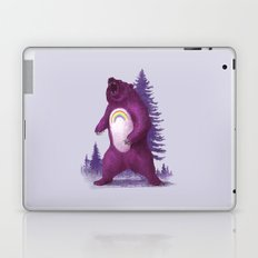 Scare Bear Laptop & iPad Skin