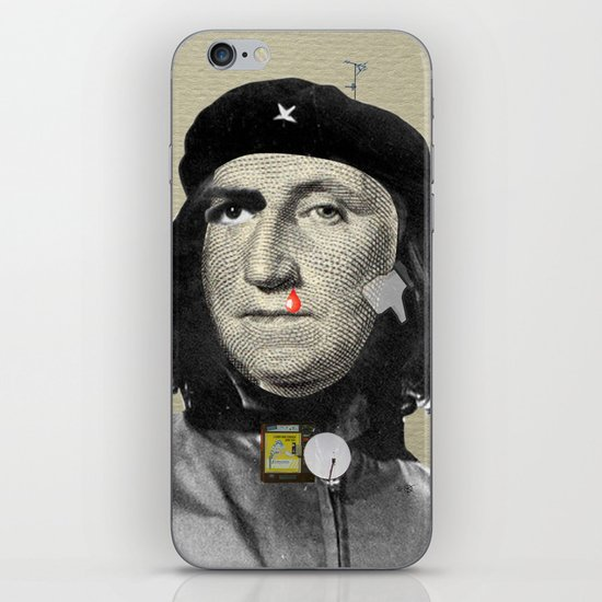 The DollaChe iPhone & iPod Skin