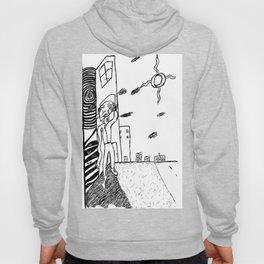 A Seperation Of Time & Space Hoody