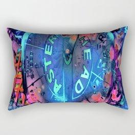 Nautical Dilemma Rectangular Pillow