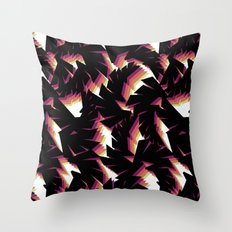 Tropical 4U Throw Pillow