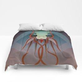 Pried In V Comforters
